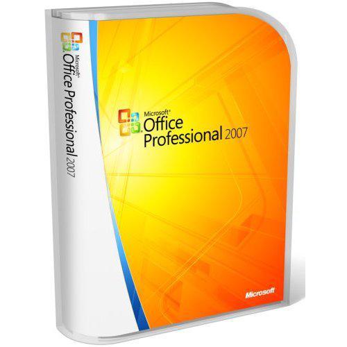 _Phần mềm bản quyền Office Basic SB Pro H/s 2007 W32 En intl DSP OEM (269-11458) - Media Kit