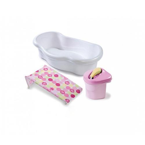 Chậu tắm vòi hoa sen 5 giai đoạn cho bé Summer 08290