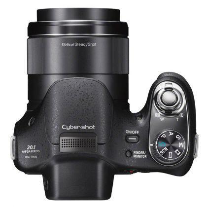 Sony Cyber-shot H400 20.1MP Đen