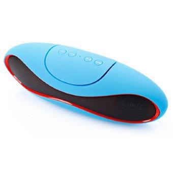 Loa đi động Bluetooth S71 (Xanh)