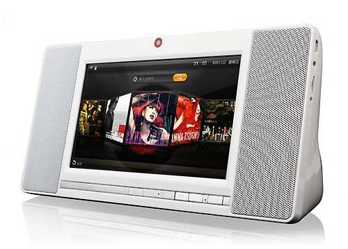 Loa Bluetooth V4.0 Đa Năng LCD 7 Inch S01