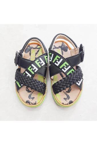 Sandal Bé Trai Ff Pkgi181 (Xanh)
