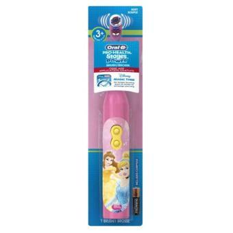 Bàn chải Pin Oral B Kids Toothbrush B008 (hồng)