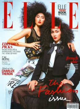 Phái Đẹp - Elle - Số 83 (Tháng 9/2017)