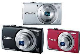 Máy ảnh Canon POWERSHOT A2500 New