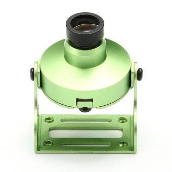Eachine OKKAN EK1119 1100TVL 1/3 Sensor 150 Degree 2.3mm M8 Lens Tiny FPV Cam Green - intl