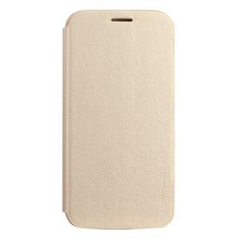 Bao da X-level FIBCOLOR cho LG G4 (vàng)