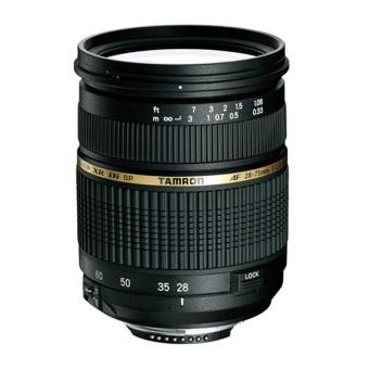Ống kính TAMRON SP AF 28 - 75mm F/2.8 XR Di LD aspherical (IF) macro cho Canon