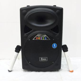Loa Kéo BOSS VN -201 bass 30 + 2 Micro ( Đen )