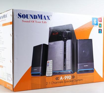 Loa 2.1 SoundMax A990