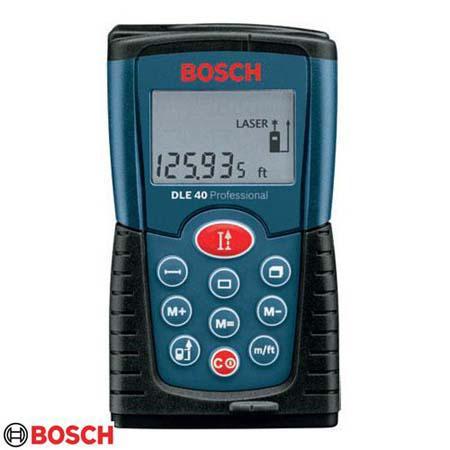 Máy đo khoảng cách laser Bosch DLE40