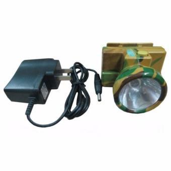 Đèn Pin Đội Đầu Sạc Pin bóng LED Siêu Sáng - Benry