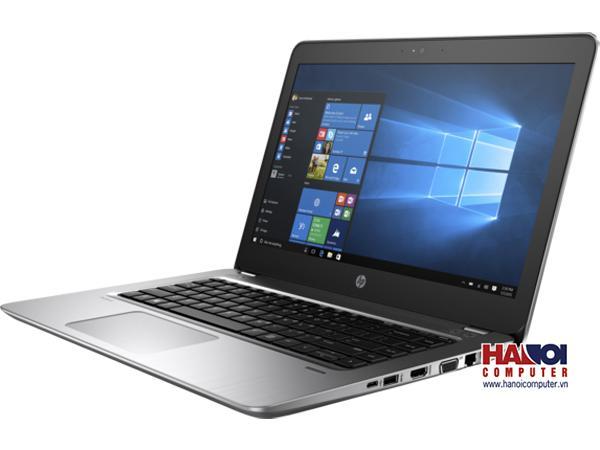Laptop HP Probook 440 G4 Z6T15PA / Full HD Kabylake, màu Bạc