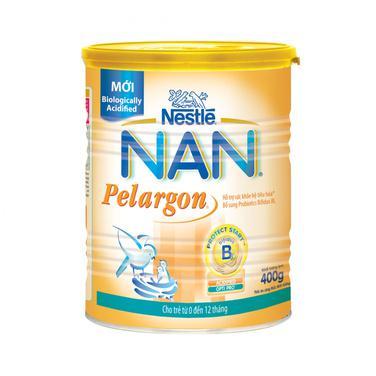 Sữa bột Nan Pelargon Nestle 400g