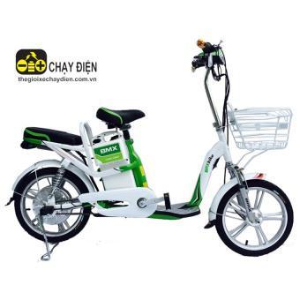 Xe đạp điện Bmx Star (Xanh lá)