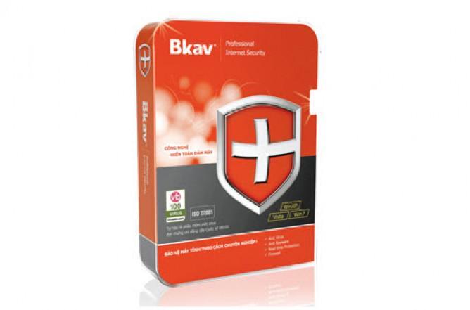PM Bkav Pro Internet Security( bộ 4 license)