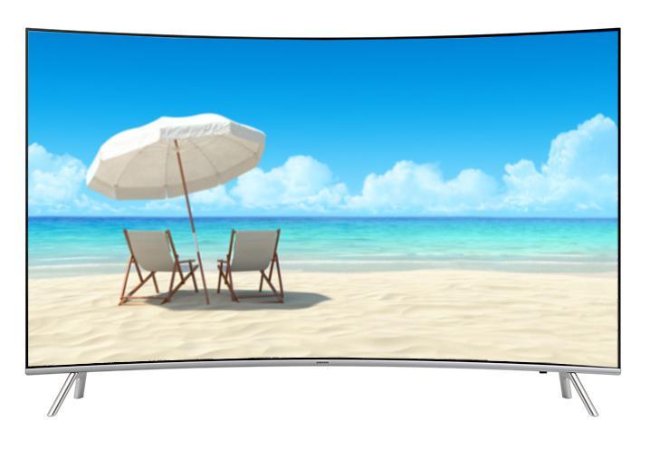 Tivi led 4K Samsung 55MU8000 Smart tv 55 inch màn hình cong