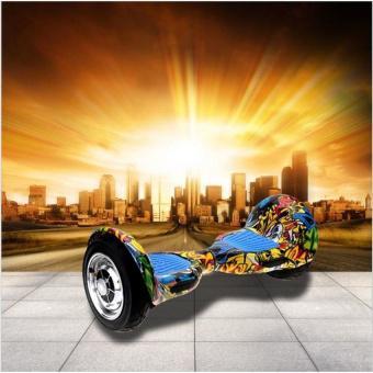 Xe điện cân bằng 2 bánh thông minh Smart Avatar - Phong cách Grafiti -Vietstore