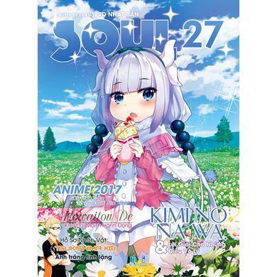 Tạp chí SOUL tập 27