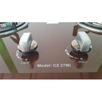 Bếp gas âm Canzy CZ 27MI(Đỏ)