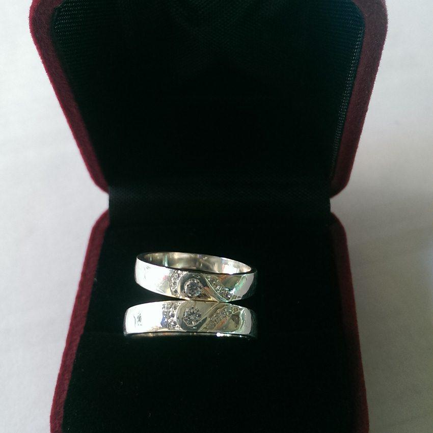 Nhẫn đôi ND033