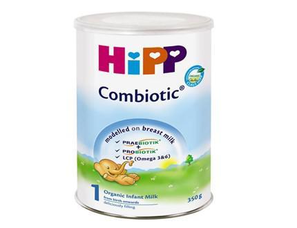 Sữa bột HiPP Combiotic 1 cho trẻ 0-6 tháng (800g)