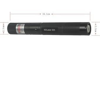 Đèn pin sạc Laser SDL 303 (Tia xanh)