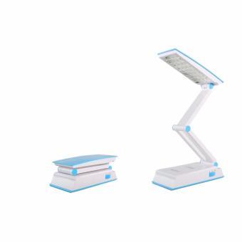 Đèn bàn KM-6653C [32 bóng LED]
