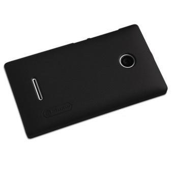 Ốp lưng Nillkin sần cho Microsoft Lumia 532 (Đen)