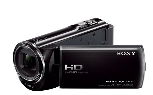 Máy quay Sony HDR-CX290E