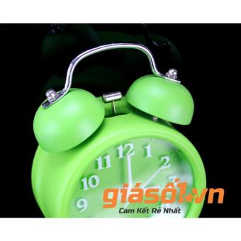 Đồng hồ báo thức để bàn - 2863 (Xanh lá)