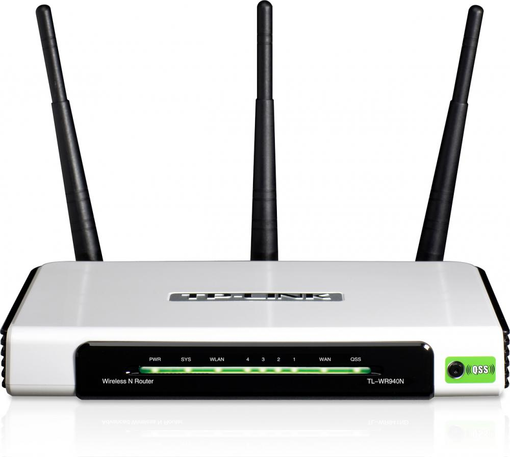 TP Link 150M Wireless Router TL-WR940N