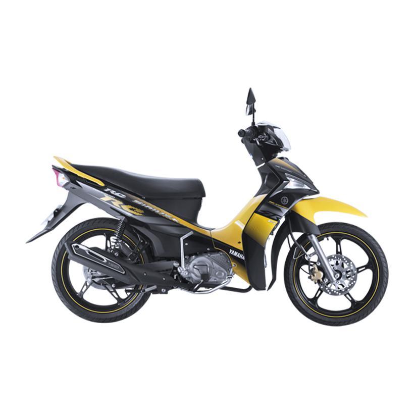Xe số Yamaha Sirius FI vành đúc 2015