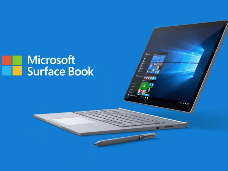 Máy tính bảng Microsoft Surface Book - i5 / 8GB / 256GB / dGPU
