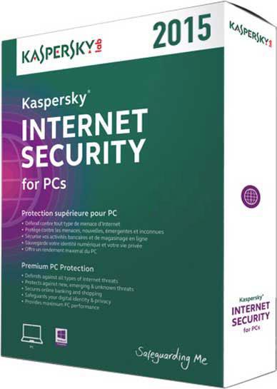 _Phần mềm diệt vi rút Kaspersky Internet Security 2016 (5User) 5PC - 1year