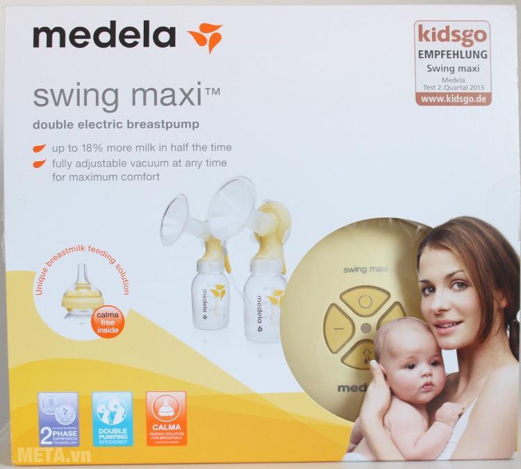 Máy hút sữa đôi Medela Swing Maxi