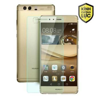 Miếng dán kính cường lực Glass cho Huawei P9 (Trắng trong)