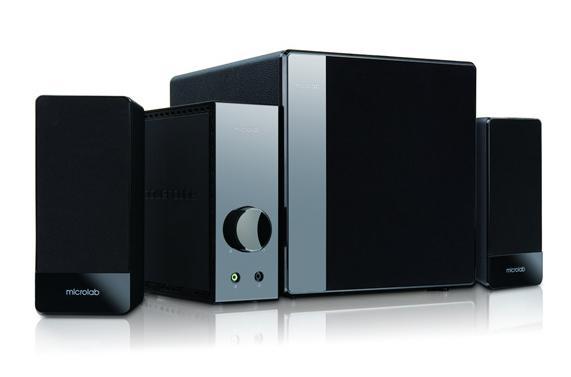 Loa Microlab FC360 - 2.1