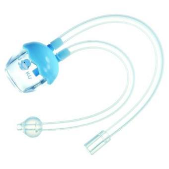 Hút mũi dây bằng silicone mềm Kuku (KU5342, (Xanh) )