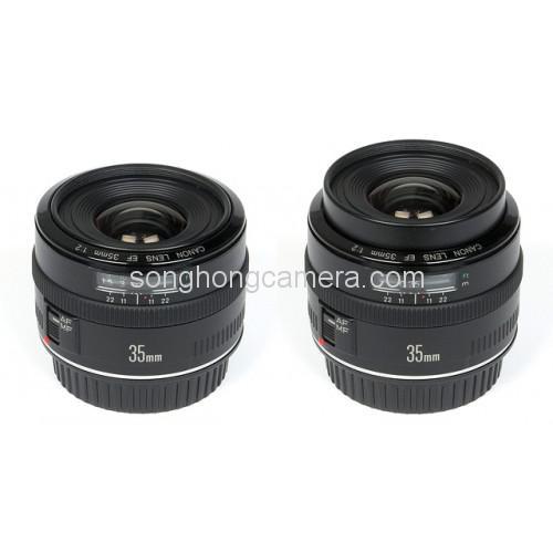 Ống kính Canon EF 35mm F2 (mới)