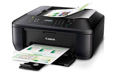 Máy in phun mầu Canon Pixma MX397 đa chức năng-in A4, quét, copy, fax