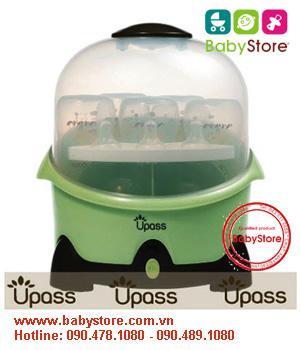 Máy tiệt trùng tự động 5 bình sữa UPASS