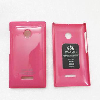 Ốp lưng Nillkin Nokia Lumia 435 Hồng