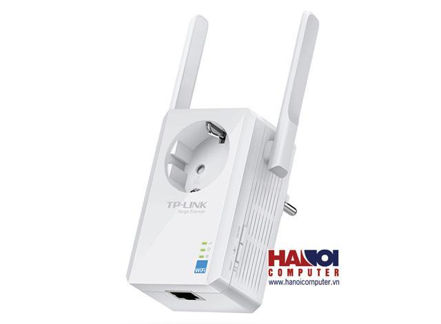 Bộ mở rộng sóng WiFi tốc độ 300Mbps TL-WA860RE