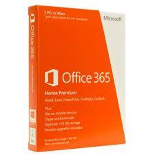 Phần mềm Office Microsoft 365 Personal 32b/x64 English 1YR