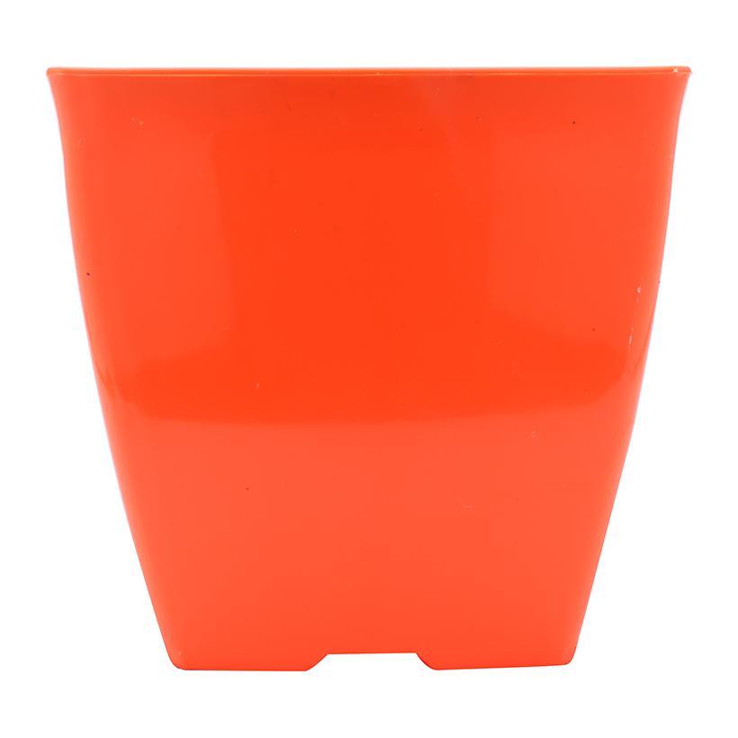 Chậu trồng cây vuông CD.V16 16 x 15 cm