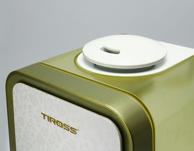 Máy tạo ẩm Tiross có chức năng tạo ion, 30W, LED display