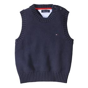 Tommy Mini Round Neck Vest