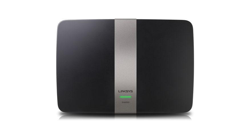 SMART WIFI ROUTER CISCO LINKSYS EA6700