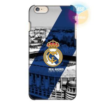 Ốp lưng nhựa cứng nhám giành cho Apple iPhone 6 Plus / 6s Plus in Hình CLB Paris Saint Germain